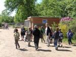 Auf geht es zum Tierpark Ostrittrum