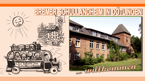 Willkommen im Schullandheim Doetlingen