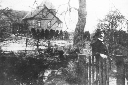 Villa Meineck, Georg Müller vom Siel