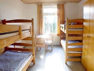 Blick in Zimmer-Nr.30